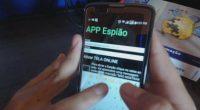 App espião ajuda a desvendar crime