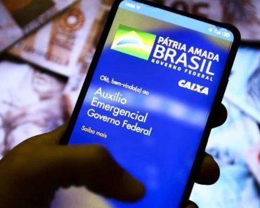 Extensão do Auxílio emergencial