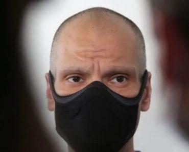 Bruno Covas de Máscara
